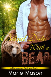 Blind Date with A Bear - Marie Mason