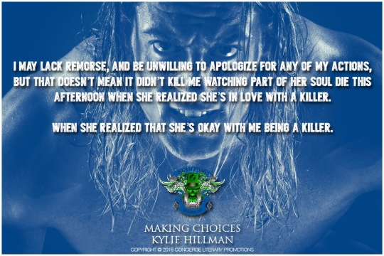 Making Choices Teaser Killer