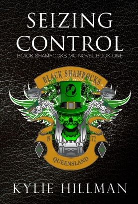 Seizing Control eBook Cover